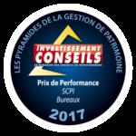 Immo Placement reçoit le Prix de Performance pour les SCPI de commerces à l'occasion des 5ème Pyramides de la Gestion de Patrimoine - atland_voisin